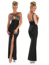 Черное платье АРТ-346
