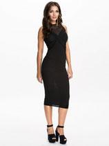 Черное платье АРТ-302-3