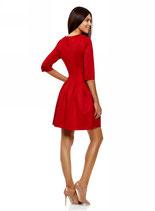 Красное платье АРТ-320-2