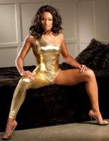 Золотистый костюм АРТ-717