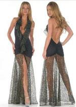 Длинное платье АРТ-305-45
