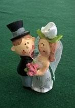 Deko - Brautpaar
