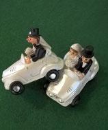 Hochzeitsdeko Auto