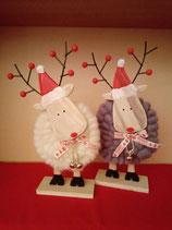 Weihnachtsdeko Schaf