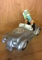 Sparbüchse Auto