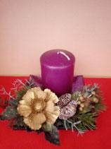 Kerzendeko lila