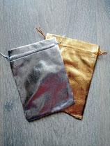Metallic-Geschenkbeutel