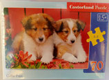 Castorland - Collie Pups - Puzzle
