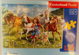 Castorland - On a Meadow - Puzzle