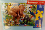 Castorland - Junior Jungle - Puzzle