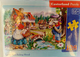 Castorland - Little Red Riding Hood - Puzzle