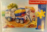 Castorland - Building Site - Puzzle