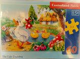 Castorland - The Ugly Duckling - Puzzle