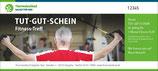 TUT-GUT-SCHEIN 1 Monat Fitness-Treff