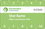 10er Karte Fitness-Treff