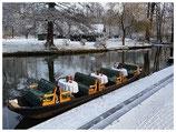 herbstlich / winterliche Kahnfahrten - Adventskahnfahrten / Weihnachtskahnfahrten  [Autumn / winter boat trip - Advent's boat trips / Christmas boat trips]