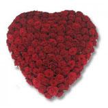 Klassieke hart (circa 35 cm)