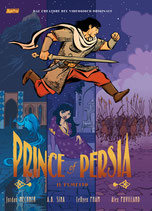 PRINCE OF PERSIA volume unico ed. Magic Press (cartonato)