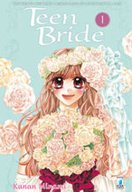 TEEN BRIDE da 1 a 5 ed. star comics