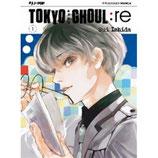 TOKYO GHOUL:RE da 1 a 8 ed. j-pop