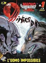 WINTER volume 1 [di 6] edizioni UFO un fumetto originale di Luca Tiraboschi