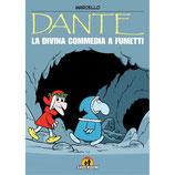 DANTE - LA DIVINA COMMEDIA A FUMETTI volume unico ed. Shockdom
