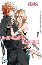NINJA LIFE da 1 a 13 [di 13] ed. GP comics
