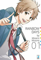 RAINBOW DAYS da 1 a 13 ed. star comics