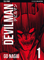 DEVILMAN ULTIMATE EDITION da 1 a 5 [di 5] ed. j-pop manga