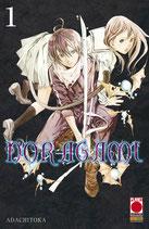 NORAGAMI da 1 a 6 ed. planet manga