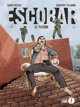 ESCOBAR - EL PATRON volume unico ed. Mondadori Oscar Ink