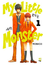 MY LITTLE MONSTER da 1 a 13 [di 13] ed. GP comics