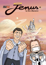 Jenus di Nazareth volume 12 ed. magic press Don Alemanno