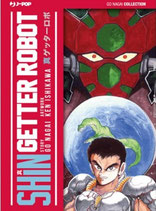 SHIN GETTER ROBOT volume unico ed. j-pop manga