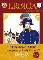 EROICA - La gloria di Napoleone da 1 a 12 [di 12] ed. Magic Press