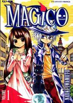 MAGICO da 1 a 8 [di 8] ed. j-pop