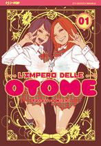 L'IMPERO DELLE OTOME da 1 a 4 ed. j-pop