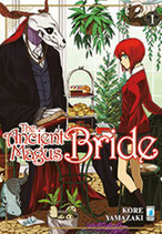 THE ANCIENT MAGUS BRIDE da 1 a 7 ed. star comics