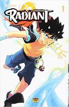 RADIANT volume 1 ed. Mangasenpai