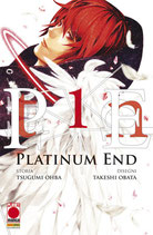 PLATINUM END volumi 1-2 ed. planet manga + STAMPA OMAGGIO