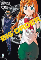 BIG ORDER da 1 a 10 ed. star comics