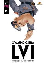 QUANDO C'ERA LVI volume 1 ed. Shockdom