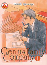 GENIUS FAMILY COMPANY da 1 a 6 [di 6] ed. Magic Press