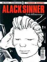 ALACK SINNER volume 1 [di 4] I GRANDI MAESTRI 7 ed. cosmo