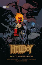 Hellboy special: IL CIRCO DI MEZZANOTTE volume unico ed. Magic Press
