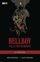HELLBOY ALL'INFERNO da 1 a 2 ed. Magic Press