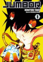 JUMBOR da 1 a 8 ed. star comics