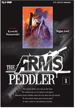 THE ARMS PEDDLER da 1 a 7 ed. j-pop