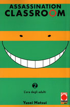 ASSASSINATION CLASSROOM da 1 a 21 [di 21] + variant volume 10 ed. planet manga