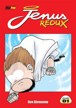 JENUS DI NAZARETH - REDUX volume 1 ed. magic press Don Alemanno